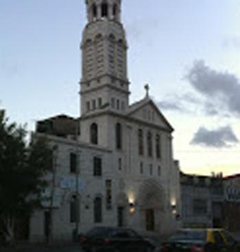 Instituto San Bartolomé Apóstol_en barrio de Boedo