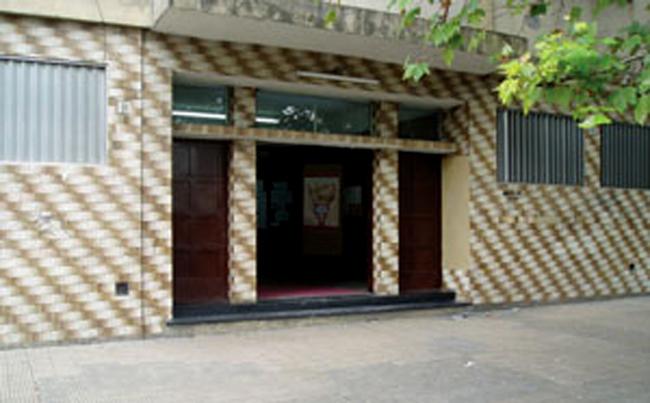 Colegio Parroquial San Juan XXIII-entrada