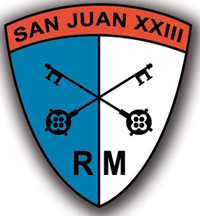 Colegio Parroquial San Juan XXIII-escudo