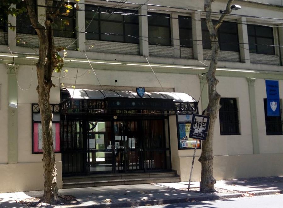 Colegio San Miguel_en barrio norte