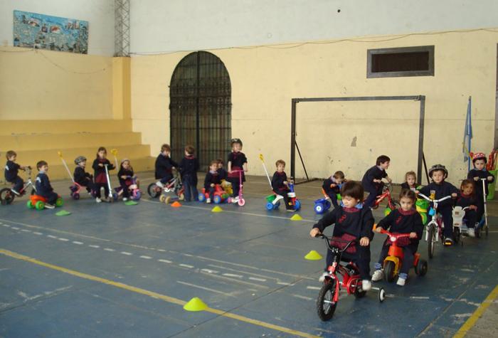 Colegio San Miguel_en barrio norte_jardin de infantes