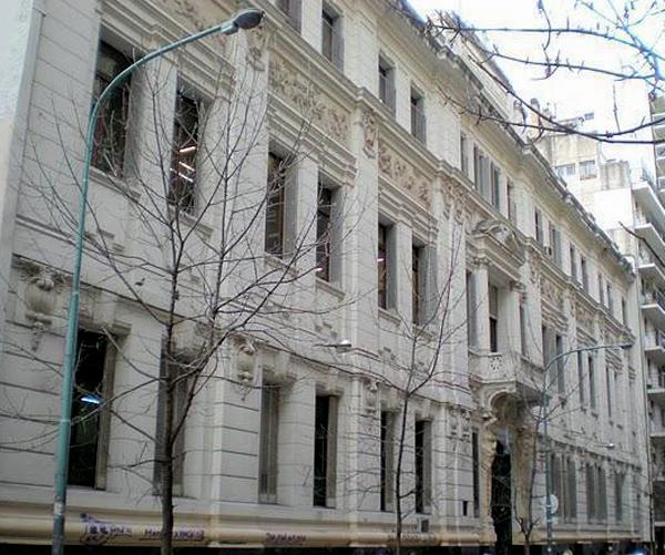 Escuela Superior de Comercio Carlos Pellegrini_fachada