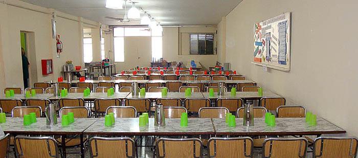 Instituto San Gregorio El Iluminador_comedor