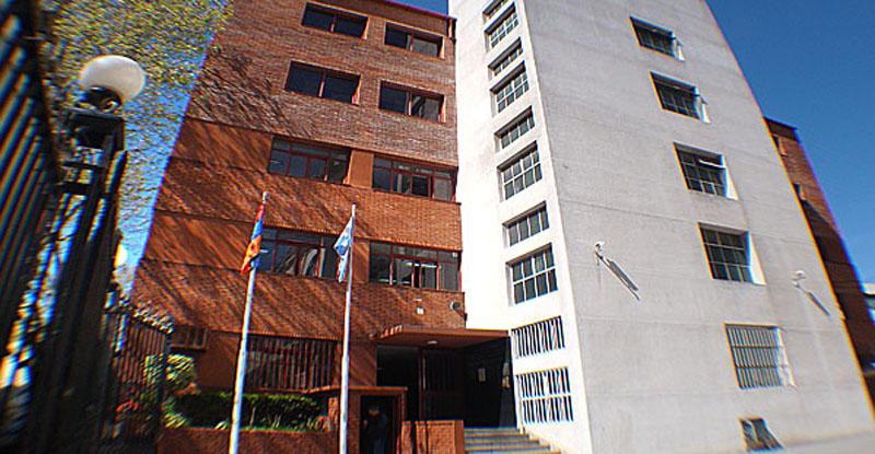 Instituto San Gregorio El Iluminador_edificio