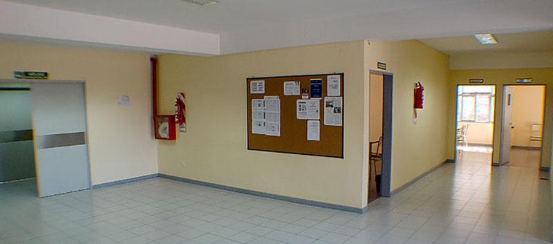 Instituto San Gregorio El Iluminador_interior