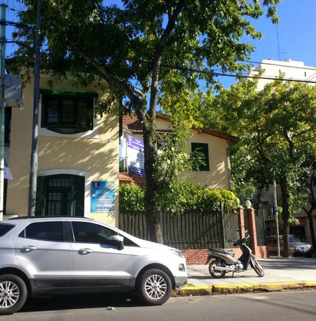 Instituto General San Martín de Nuñez (IGSM) 1