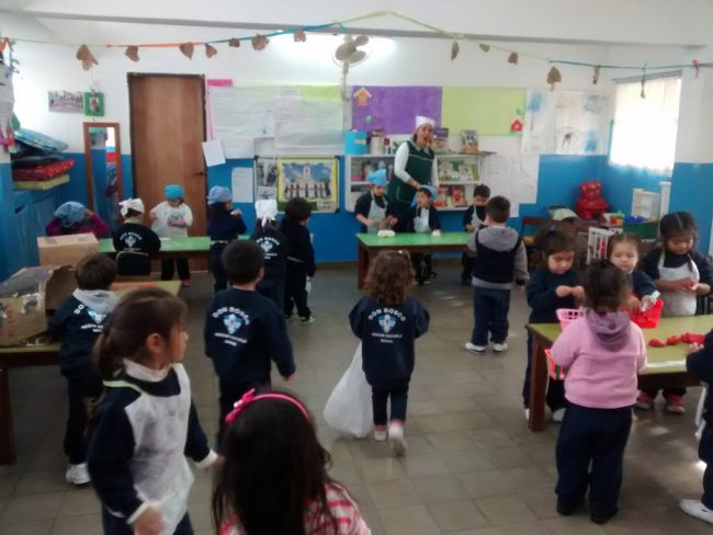 Hogar Escuela Don Bosco HEDB - Bernal 1
