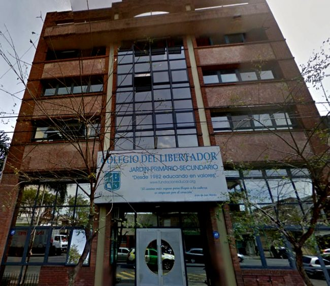 Colegio del Libertador 67