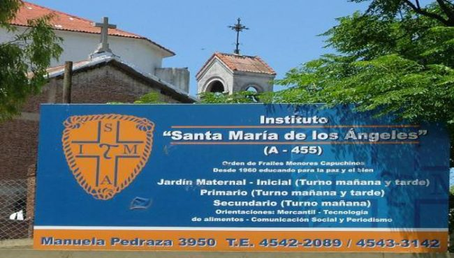 Instituto Santa María de los Angeles (ISMA) 1