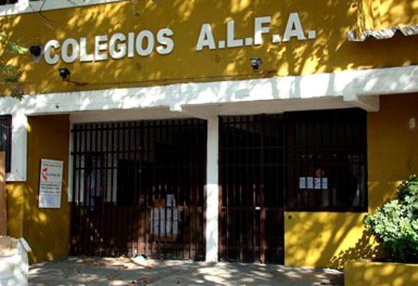 Colegio ALFA Adrogué 1