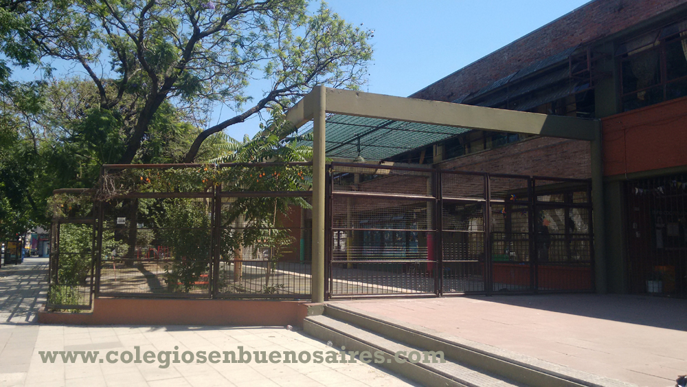 Escuela Nro 12 de Nro 10 Profesor Rodolfo Senet 5