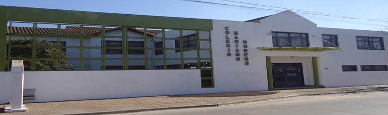 Colegio Mariano Moreno 5
