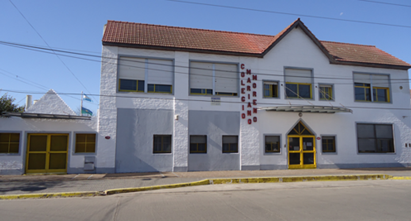 Colegio Mariano Moreno 2
