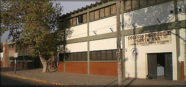 Colegio parroquial Santa Ana 80