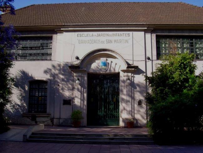 Escuela Primaria Común N° 30 Granaderos de San Martín 1