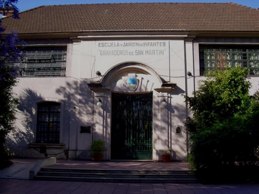 Escuela Primaria Común N° 30 Granaderos de San Martín 2
