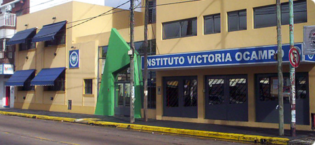Instituto Victoria Ocampo 32