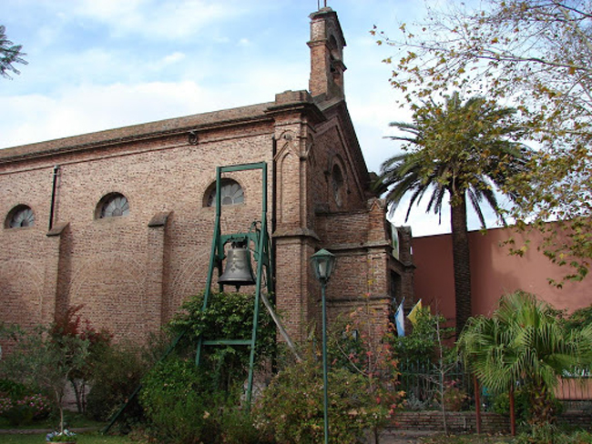 Colegio parroquial Santa Ana 4