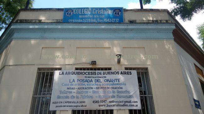 Colegio Cristo Rey 1