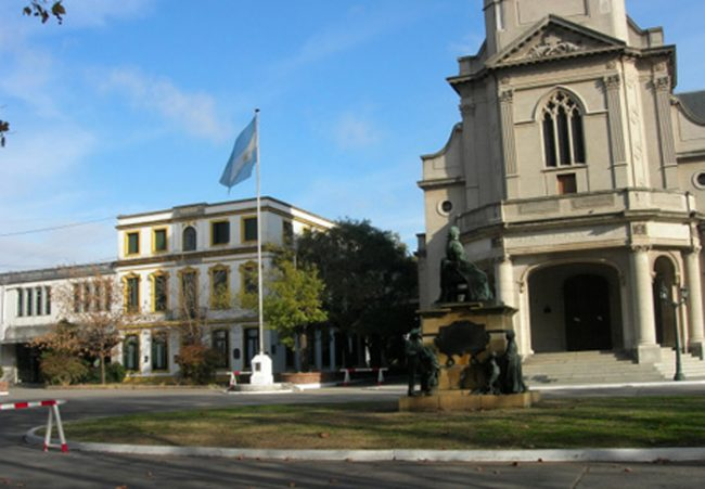 Instituto Euskal Echea - sede Llavallol 1