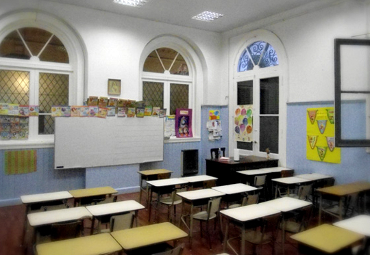 Instituto Euskal Echea - sede Capital Federal 6