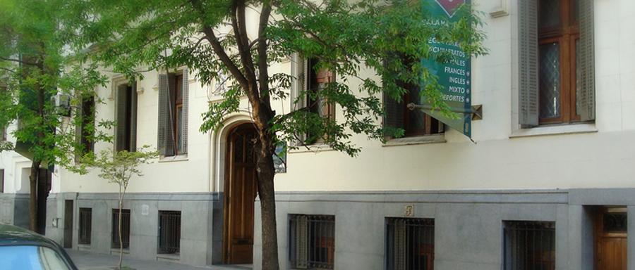 Instituto Euskal Echea - sede Capital Federal 3