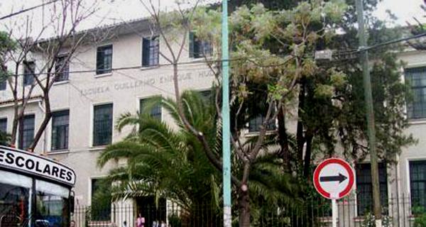 Escuela nro 14 de 18 Guillermo Enrique Hudson 1