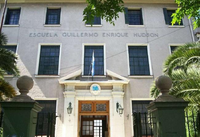 Escuela nro 14 de 18 Guillermo Enrique Hudson 2
