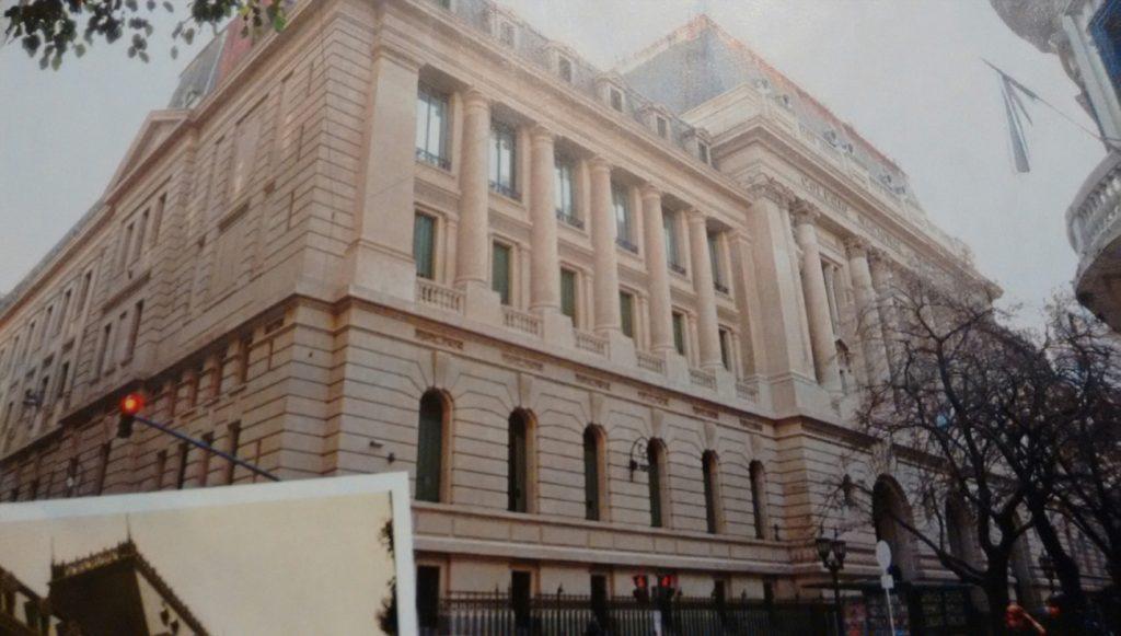 El mítico Colegio Nacional Buenos Aires 2