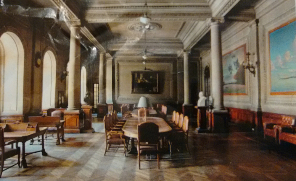 El mítico Colegio Nacional Buenos Aires 4