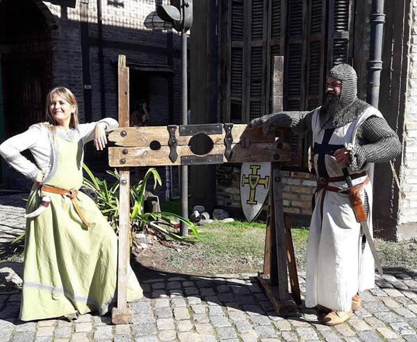 Campanópolis: la aldea medieval visitada por colegios 7