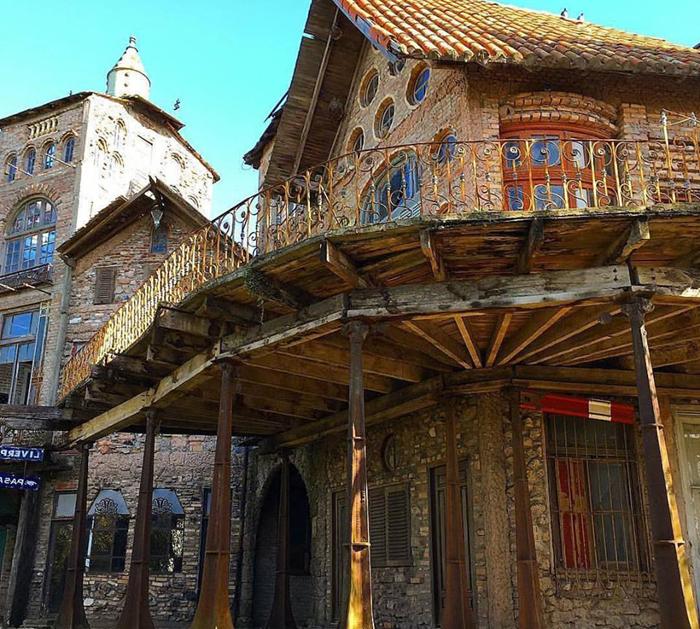 Campanópolis: la aldea medieval visitada por colegios 8