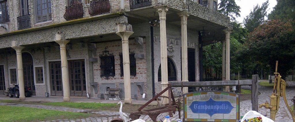 Campanópolis: la aldea medieval visitada por colegios 6