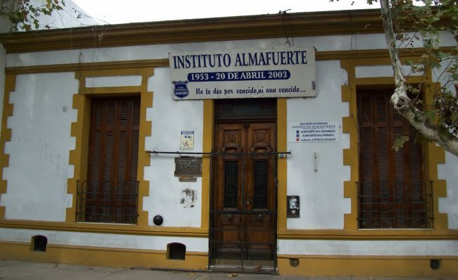 Instituto Almafuerte 1