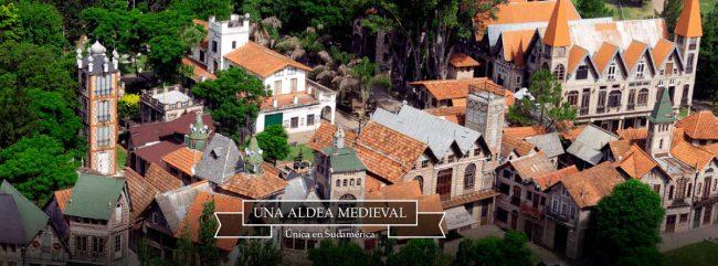 Campanópolis: la aldea medieval visitada por colegios 1