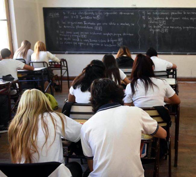 Claves en la reforma de la secundaria porteña 1