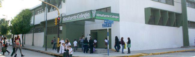 Colegio Almafuerte 1