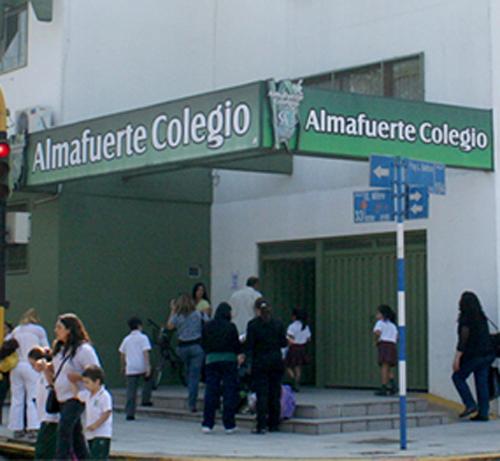 Colegio Almafuerte 3