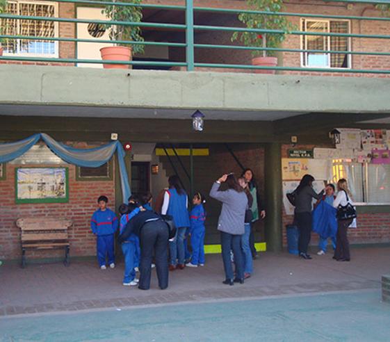 Colegio Arco Iris del Pilar 4