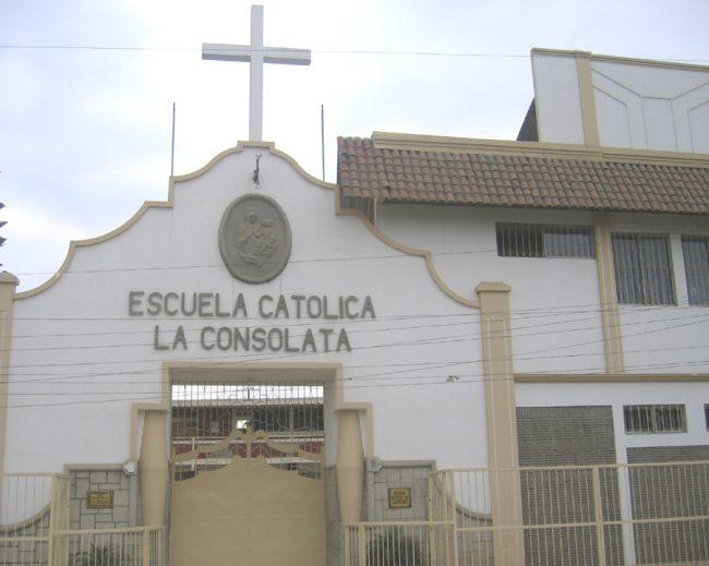 Colegio La Consolata (Merlo) 1