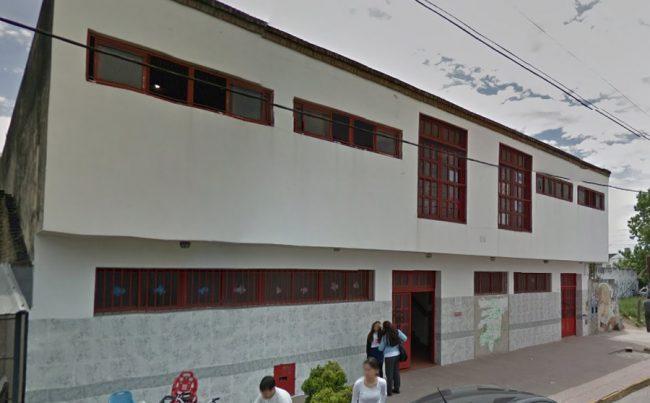 Colegio Quinquela Martin 1