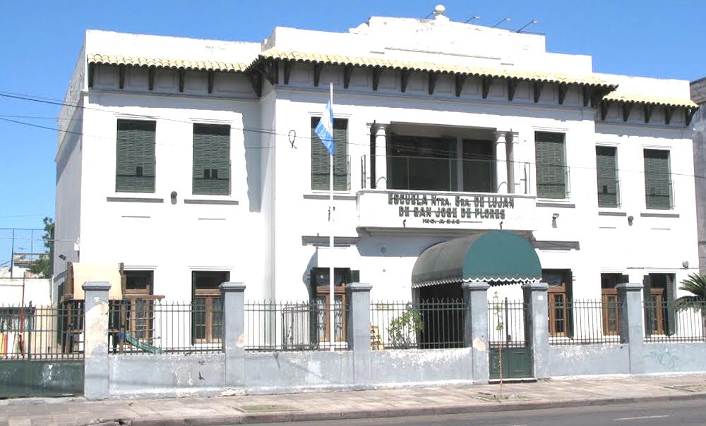Escuela Nuestra Señora de Luján de San José de Flores 2