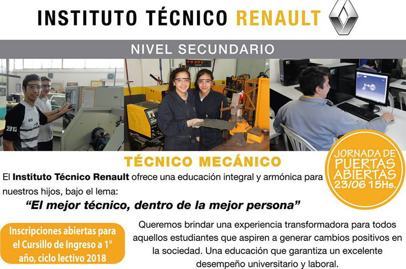 Instituto Renault (Córdoba) 5