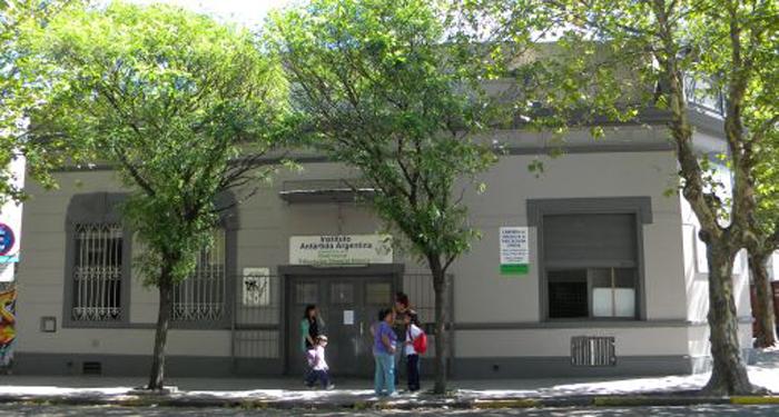 Colegio Antártida Argentina 3