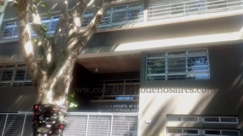 """Escuela Infantil nro 6 de 10 """"Madre Eufrasia Iaconis"""" 7"""