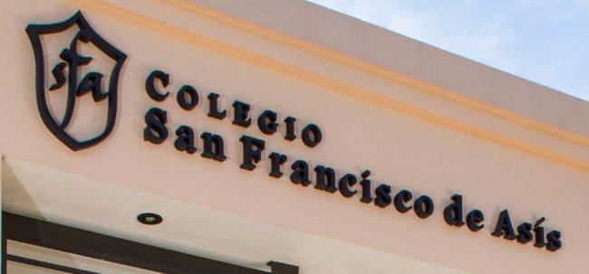 Colegio San Francisco de Asís 1