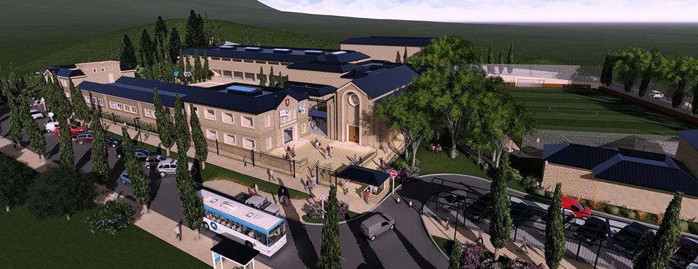 Colegio de la Santa Cruz (en San Luis) 6
