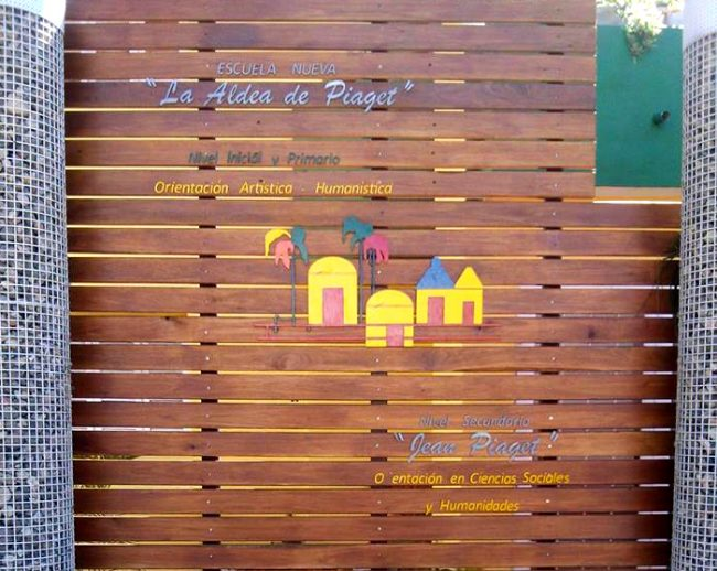 Escuela Aldea de Piaget (Córdoba) 1