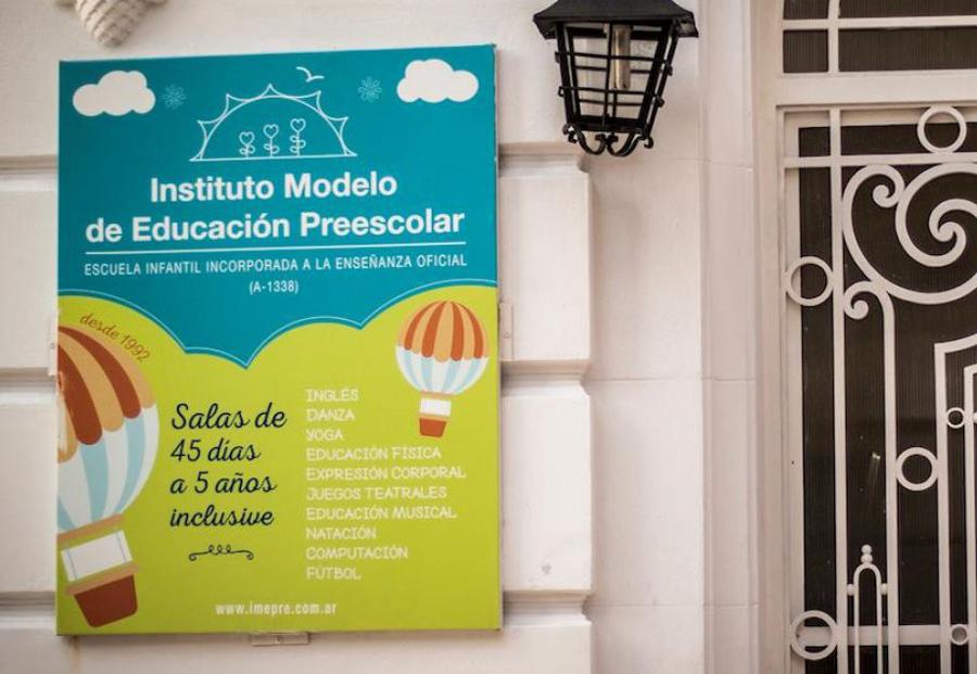 Imepre jard n de infantes colegios en buenos aires for Canciones de jardin de infantes argentina