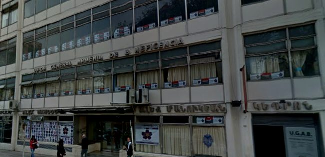 UGAB Buenos Aires 138